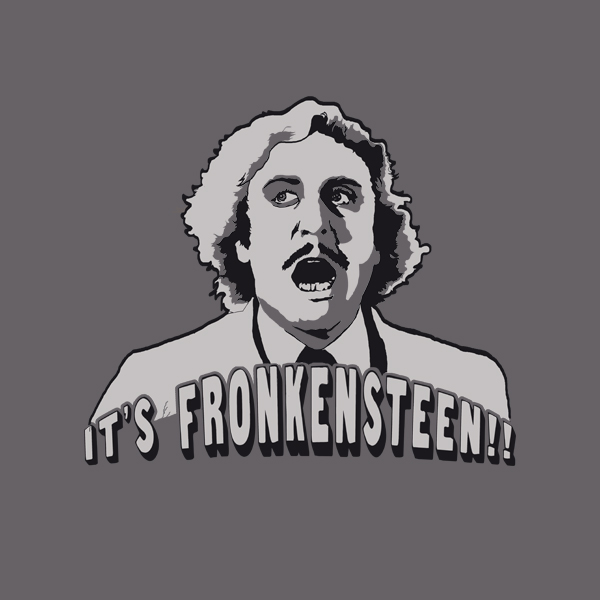 young frankenstein shirt