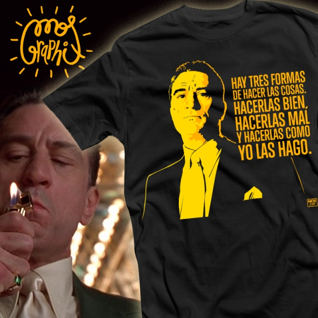 camiseta casino scorsese